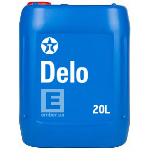Охолоджуюча рідина Delo XLC Antifreeze/Coolant premixed 50/50, 20л