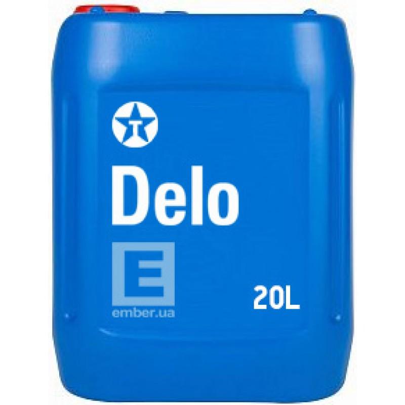 Моторное масло TEXACO DELO GOLD ULTRA E 10W40 20 л