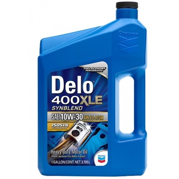 Моторне масло DELO 400 XLE 10W-30, 5л