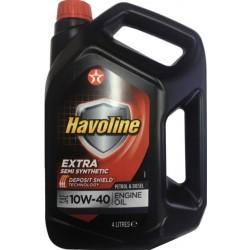 Моторное масло HAVOLINE EXTRA 10W-40, 4л