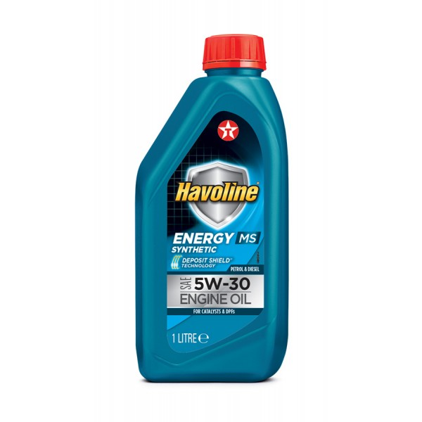 Моторне масло Havoline Energy MS 5W-30, 1л