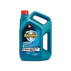 Моторне масло Havoline Energy MS 5W-30, 4л