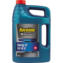 Моторне масло Havoline Energy EF 5W-30, 4л