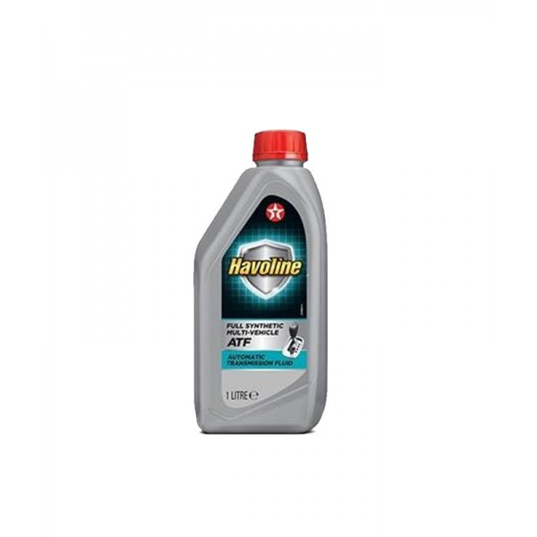 Трансмісійне масло HAVOLINE FULL SYNTHETIC MULTI-VEHICLE ATF, 1л