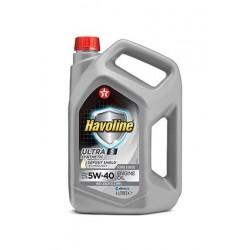 Моторное масло HAVOLINE ULTRA S 5W-40, 4л