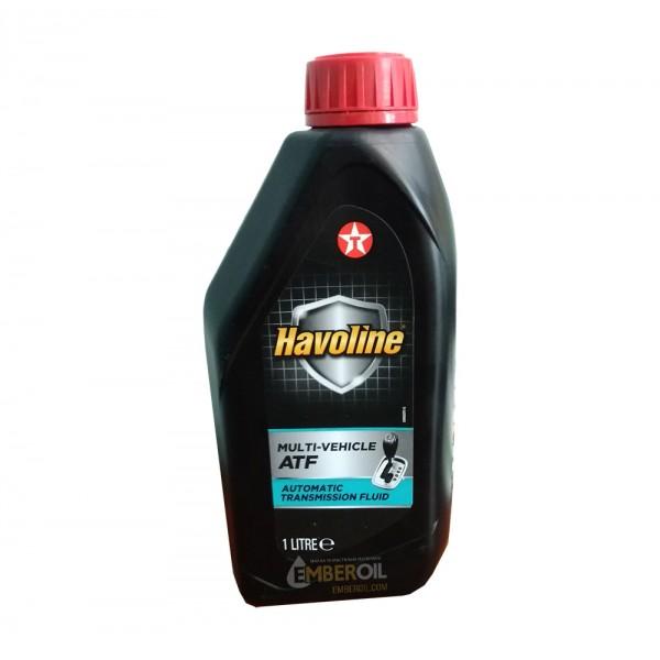 Трансмісійне масло Havoline Multi-Vehicle ATF, 1л