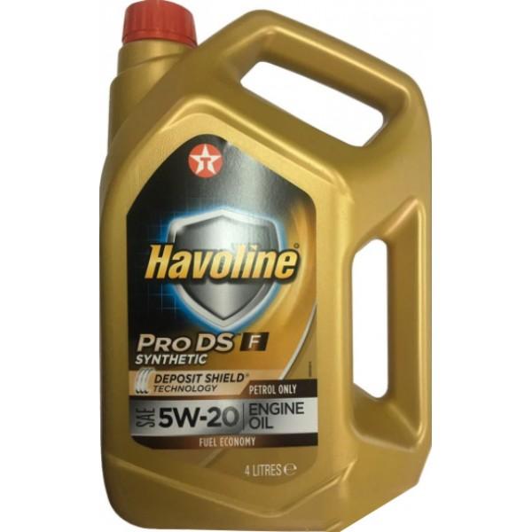 Моторне масло HAVOLINE ProDS F 5W-20, 4л