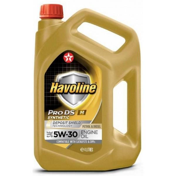Моторне масло HAVOLINE ProDS M 5W-30, 4л