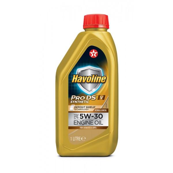 Моторне масло HAVOLINE ProDS V 5W-30, 1л