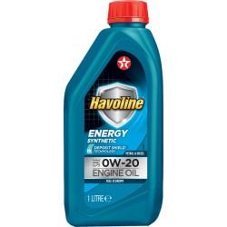 Моторне масло HAVOLINE ENERGY 0W-20, 1л