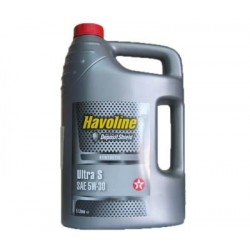 Моторное масло HAVOLINE ULTRA S 5W-30, 4л