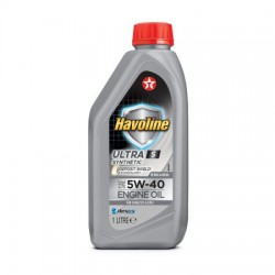 Моторное масло HAVOLINE ULTRA S 5W-40, 1л