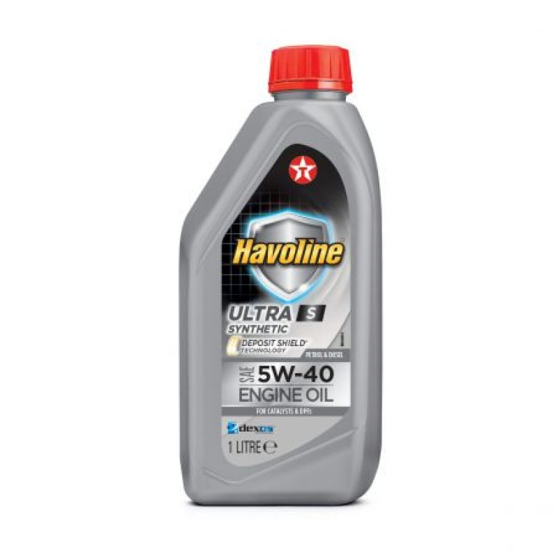 HAVOLINE ULTRA S 5W-40, 1л