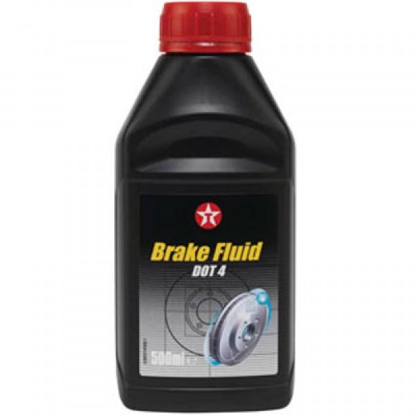 Гальмівна рідина Brake Fluid Dot 4, 500 мл