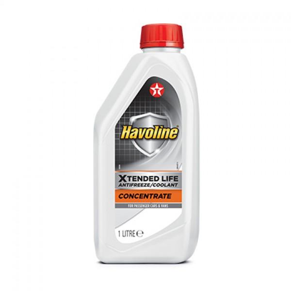 Охолоджуюча рідина Havoline Xtended Life Antifreeze Coolant, 1л
