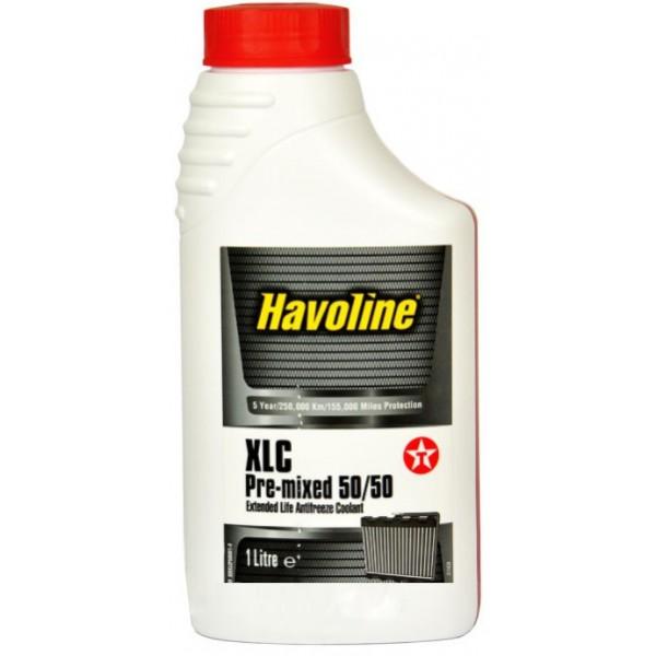 Охолоджуюча рідина Havoline XLC 50/50, 1л