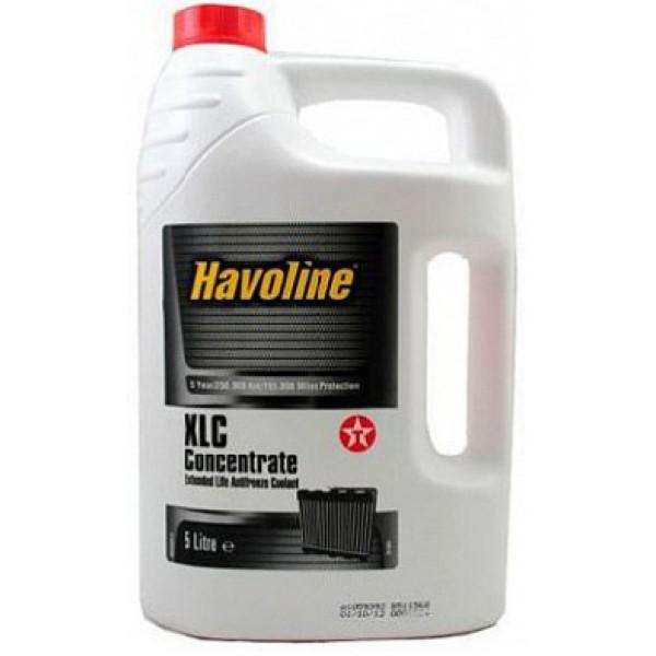 Охолоджуюча рідина Havoline XLC Conc, 5л