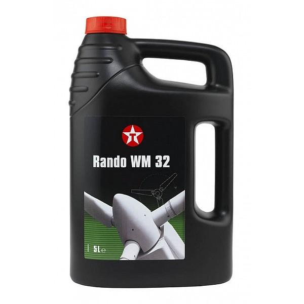 Гідравлічне масло Rando WM 32, 5л